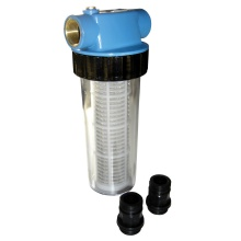 Předsazený filtr pro domácí vodárny
