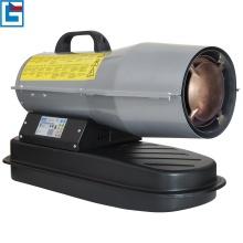 Horkovzdušná naftová turbína  GD 20 TI