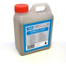 Tryskací materiál 1,5 kg,0,2 - 0,5 mm