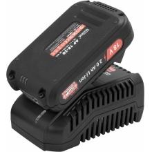 Nabíječka + akumulátor 2,0 Ah LGAP 18-3020