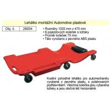 Lehátko montážní Automotive plastové