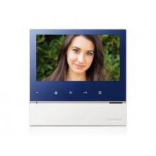 CDV-70H2, barevný handsfree videotelefon, 7'' LCD, 2 video vstupy, dotyková tlačítka, Commax