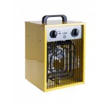 Elektrické topidlo ohřívač 3,3kW/230V s horkovzdušným ventilátorem 250m3/h