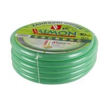 Zahradní hadice PVC průhledná zelená 1122 Valmon 3/4