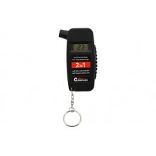 Digitální měřič tlaku pneumatik 0-8bar DIGITAL 2 v 1