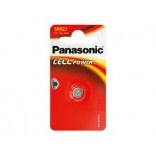 Baterie     399 PANASONIC do hodinek 1bp stříbrooxidová