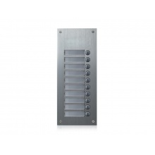 DR-10US, Commax rozšiřující panel pro systém 4+n s 10 tlačítky