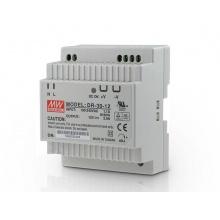 DR-30-12, napájecí zdroj pro Commax na DIN, 230 V AC / 12 V DC / 2 A / 24 W