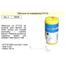 Teflonová nit instalatérská P.T.F.E