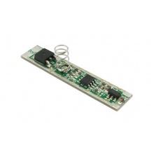 TIPA Stmívač dotykový do Al profilů s plynulou regulací: OFF, 0% - 100%, AP03