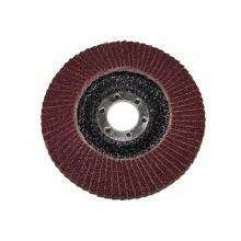 Kotouč brusný lamelový korundový 125mm P100 Konner