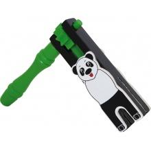 Small Foot Dřevěná řechtačka panda