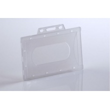 Pouzdro 54 x 86 mm na vstupní karty z tvrzeného plastu 100 ks