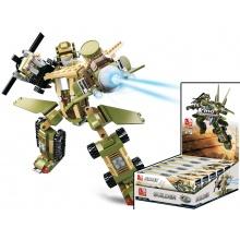 Sluban Builder M38-B0636 King of Land Force 1ks