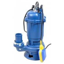 Kalové čerpadlo litinové do studny a septiku 750 W s plovákem 11000 l/hod.
