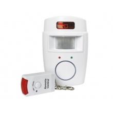 Nástěnný alarm s PIR a dálkovým ovládáním
