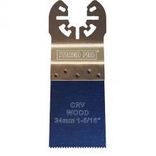 Pilový list 34mm HCS nástroj pro oscilační multifunkční brusky