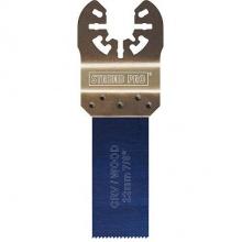 Pilový list 22mm HCS nástroj pro oscilační multifunkční brusky