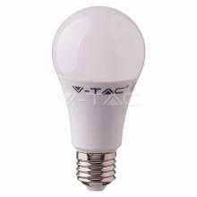 VT-210-230 V-TAC LED žárovka E27, 9W, 806lm, 6400K,