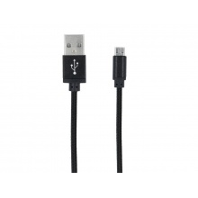 Kabel USB - MICRO USB 1m FOREVER