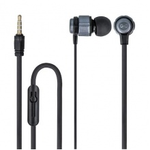 Sluchátka do uší FOREVER SE-400 BLACK s mikrofonem