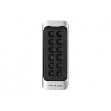 DS-K1107EK - Bezkontaktní čtečka EM s klávesnicí (HIKVISION)