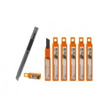 Nůž malý odlamovací RETLUX sada 1xRSK 100 + 6xRSK 10