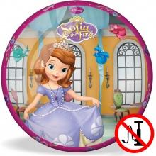 míč vyfouknutý Princezna Sofie První, 23 cm (od 0 let)