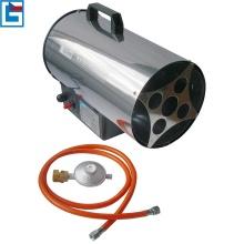 Horkovzdušná plynová turbínaGGH 10 INOX