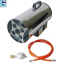 Horkovzdušná plynová turbínaGGH 17 INOX