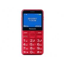 KX-TU150EXR Panasonic mobilní telefon, červená