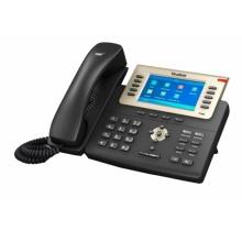 SIP-T29G Yealink - IP telefon, 16x SIP účtů, LCD 4,3