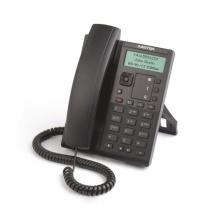 6863i Mitel / Aastra - IP telefon, LCD, 2xSIP účtů, 3x prog. tlačítka, 2xRJ45 10/100Mb