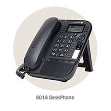 3MG27201AA Alcatel-Lucent 8018 PREMIUM DESKPHONE INT, IP