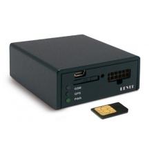 GC 075 332I Level - GPS/GSM komunikátor pro sledování vozidel s identifikací řidiče pro systém www.positrex.eu