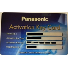 KX-NSU002W Panasonic - licence 2-cestný záznam (ovládání manager), pro KX-NS500/700/1000