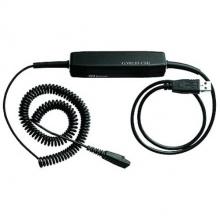 GN-8110 Jabra - adaptér USB pro připojení drátové náhlavní soupravy k počítači