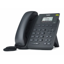 SIP-T19 E2 Yealink - IP telefon, 1x SIP účet, LCD 2,3