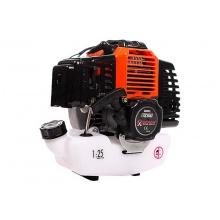 Spalovací motor dvoutaktní  4,8 HP křovinořezu nebo lodnímu pohonu Mar Pol M83107