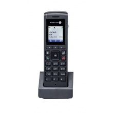3BN07004AA ALCATEL-LUCENT 8212 DECT handset with desktop charger and European power supply