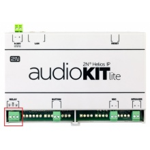 ATEUS-X WR36611-03 A 2N IP Audio Kit, náhradní trojitý konektor (svorka)