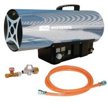 Horkovzdušná plynová turbína GGH 35 TRI