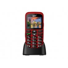 Telefon iGET SIMPLE D7 RED