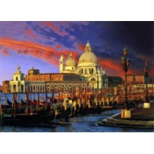 TREFL Puzzle Santa Maria Della Salute, Benátky 3000 dílků