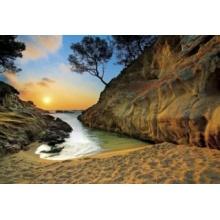 TREFL Puzzle Východ slunce, Costa Brava 2000 dílků