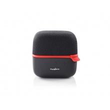 Reproduktor přenosný BLUETOOTH NEDIS SPBT1000RD BLACK / RED