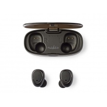 Sluchátka Bluetooth NEDIS HPBT5050BK