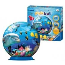 RAVENSBURGER Puzzleball Junior Podmořský svět 72 dílků