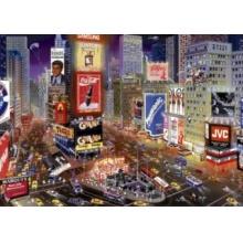 EDUCA Puzzle Večer na Times Square 8000 dílků