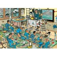 JUMBO Puzzle Výcvik námořních kadetů 150 dílků